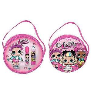 Bolsinha LOL com maquiagem infantil, View