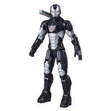 Boneco Articulado - 30 Cm - Marvel - Homem de Ferro - Maquina de Combate - Titan Hero Series - Hasbro