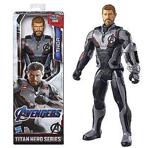 Avengers Endgame Ultimato Titan Hero Thor 30 Cm