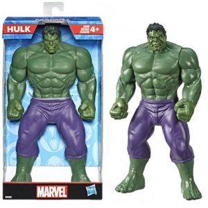 Boneco Hulk 23cm Action Figure Avenger Olympus - Hasbro