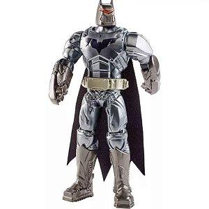 Boneco Batman com Armadura Liga da Justiça - DWV36 - Mattel