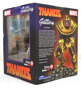 Marvel Gallery Thanos PVC Diorama Figure Statue Exclusive