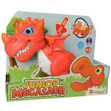 Junior Megassaur Dragão Divirta-Se Fun Brinquedos
