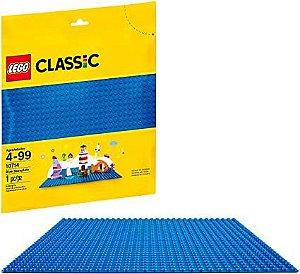 Lego Classic Base De Construção  Azul 25cm