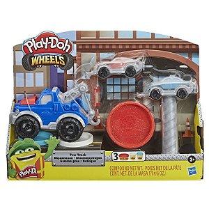 Massinha Play-doh - Caminhão De Reboque E6690