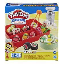 Massinha Play-doh Sushi - Hasbro