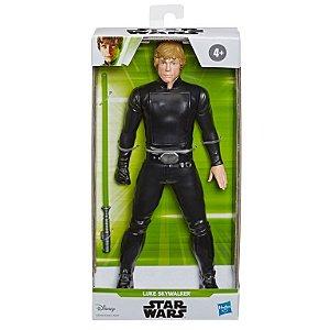Boneco Articulado - Disney - Star Wars - OLY6 - Luke Skywalker - Hasbro