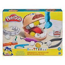 Massinha Play Doh Brincando De Dentista Novo - Hasbro F1259