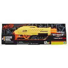 Lança Dardos Nerf Alpha Tiger - E7562 - Hasbro