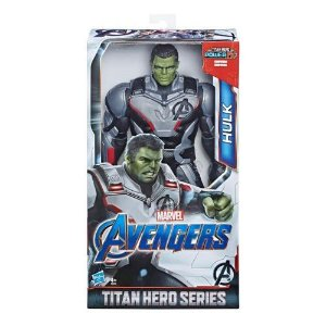 Boneco Vingadores Hasbro Titan Hero Series Hulk - E3304