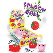 Splash Ball Acrilex Art Kids Sortidos