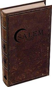 Coleção Cidades Sombrias 2. Salem 1692, Galápagos Jogos