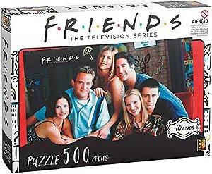 Puzzle 500 peças Friends
