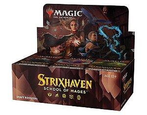 MTG Strixhaven: Draft Booster Box