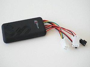 Rastreador Modelo GT06 para carro ou moto localiza e bloqueia o veículo em tempo real