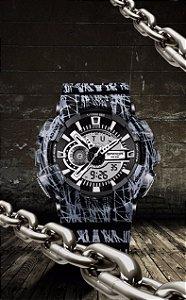 SANDA Esportes Dos Homens Relógios de Luxo Da Marca à prova d' água LED Digital Militar Assista Men moda casual relógios de Pulso militar Relógio Quente