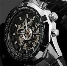 Relógio masculino 2016 nova Winner Luxury Sport relógio homens relógio automático Skeleton militar relógio mecânico Relogio masculino Montre assista Mens Relojes