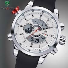 Relógio masculino 2015 WEIDE militar relógios homens marca de luxo relógios homens esportes relógio de quartzo relógios de pulso