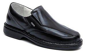 Sapato Preto ou Marrom Palmilha GEL Mafisa Calçados