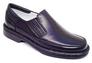 Sapato Linha Relax em Couro Pelica de Carneiro Alcalay Calçados
