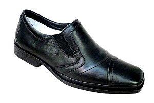 Sapato Masculino Pele de Carneiro Palmilha Gel Confort