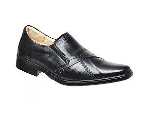 Sapato Social Masculino Confortável Pele de Carneiro