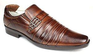 Sapato Social Masculino Palmilha Gel com Amortecedor Confort