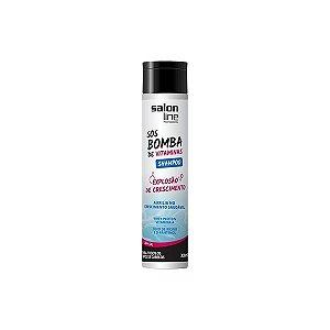 Salon Line Shampoo S.O.S Bomba de Vitaminas Crescimento 330ml