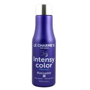 Intensy Color Platinum Matizador Le Charmes 500ml