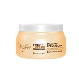 Force Repair Forever Liss Máscara Reparadora 500g