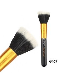 Pincel Duo Fiber Linha Gold Macrilan Profissional G109