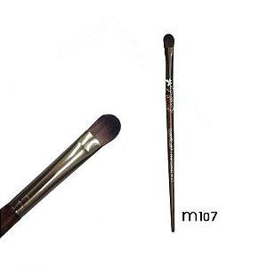 Pincel p/ sombra Linha Madeira Macrilan Profissional M107