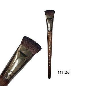 Pincel para contorno Linha Madeira Macrilan Profissional M125