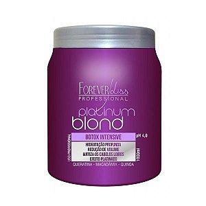 Forever Liss Botox Matizador Intensive Platinum Blond 1Kg