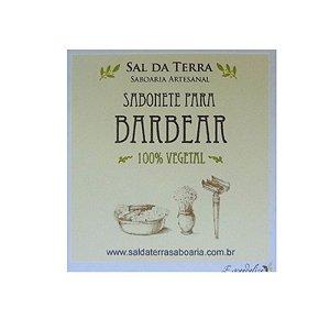 Sal da Terra Sabonete Vegetal Para Barbear 100g