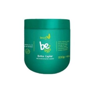 Botox Capilar Be Lizze Redutor de Volume Leads Care 500g