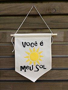 Flâmula Você é Meu Sol