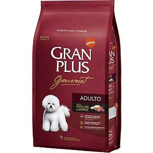 Ração Gran Plus Cães Adulto Ovelha e Arroz - 15kg