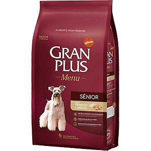 Ração Gran Plus Cães Sênior - 15kg