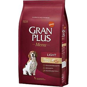 Ração Gran Plus Adulto Light - 15kg