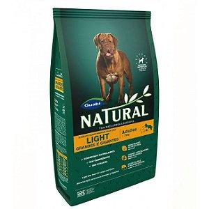 Guabi Natural Light para Cães Adultos Porte Grande e Gigante 15 Kg