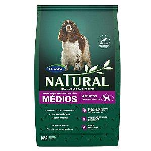 Ração Guabi Natural Cães Adultos Raças Médias 15 Kg