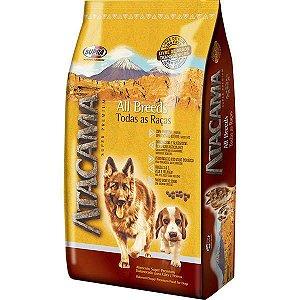 Ração Atacama All Breeds Cães Adultos 14 kg