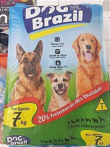 Ração Econômica Dog Brazil