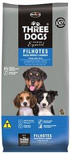 Three Dogs Filhotes