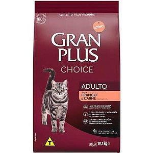 Gran Plus Premium Especial Choice Gatos Adulto 10 kg