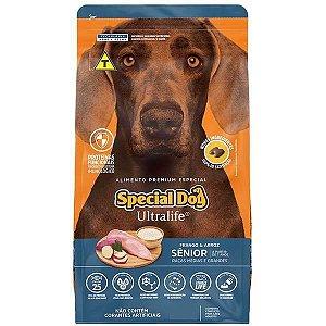 Ração Special Dog Ultralife Sênior Raças Médias e Grandes 15 kg