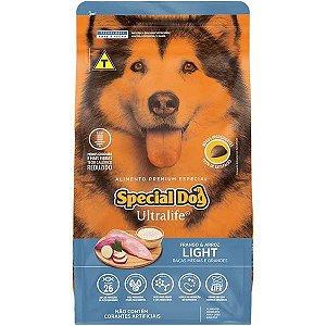 Special Dog Ultralife Light para Cães Médio e Grande Porte 15 kg