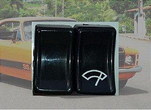 Botão Chave Limpador Opala de 1969 até 1976 Novo e Original