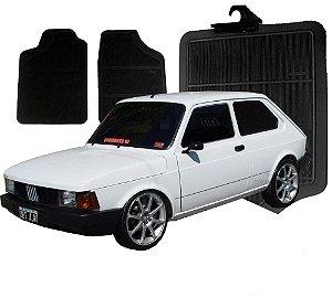 Tapete Abandejado Fiat 147 Preto